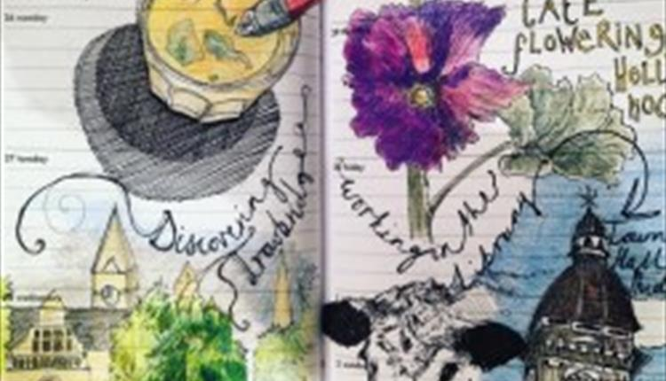 Art Journaling with Jo Beal