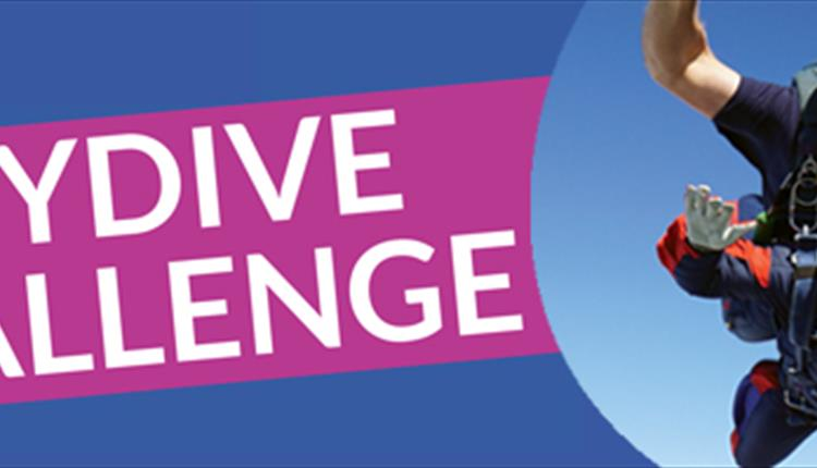 Rowans Hospice - Take on the SkyDive Challenge