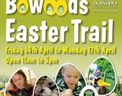 Easter Bunny Trail at Bowood House & Gardens