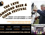 Steeple Langford Beer, Cider and Gin Festival