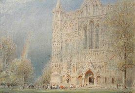Albert Goodwin: Visionary Landscapes