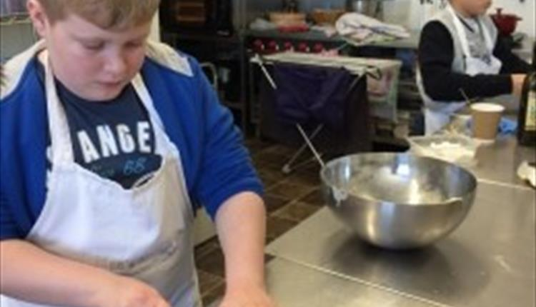 Young Chefs Academy Cookery Course