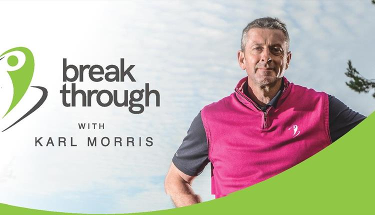Breakthrough Your Golf Workshop with Karl Morris at Bowood Hotel, Spa & Golf Resort