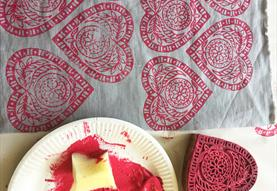 Indian Block Printing with Clare Walsh