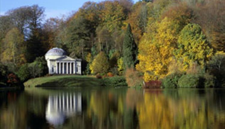 Stourhead Gardens (photo: National Trust)