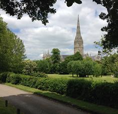 Salisbury Cathedral Close B&B