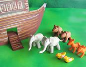 Discovery Day: Make a Noah's Ark with Charlotte Stowell