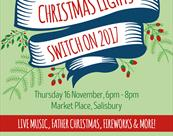Christmas Lights Switch On 2017