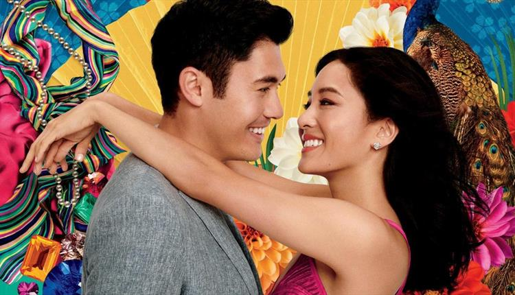 Crazy Rich Asians (Cert 12A)