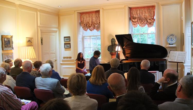 Piano Concert at Arundells