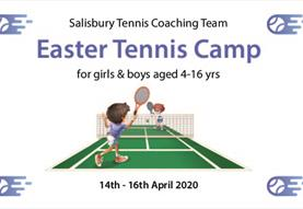 Easter Tennis Camp 2020