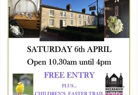 Easter at the Railway Village Museum