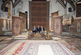 Bakhtiyar's Exhibition of Fine Persian Rugs, Runners & Kilims