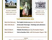 The Merchant's House Study Day: The Georgian Age - The English Aristocracy a lecture given by Michael Hart