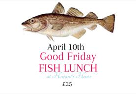 Good Friday Fish Lunch