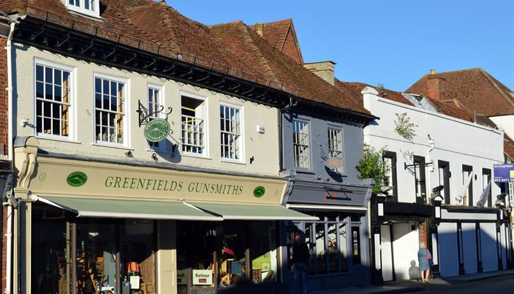 Greenfields Gunsmiths