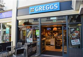 Greggs Old George Mall