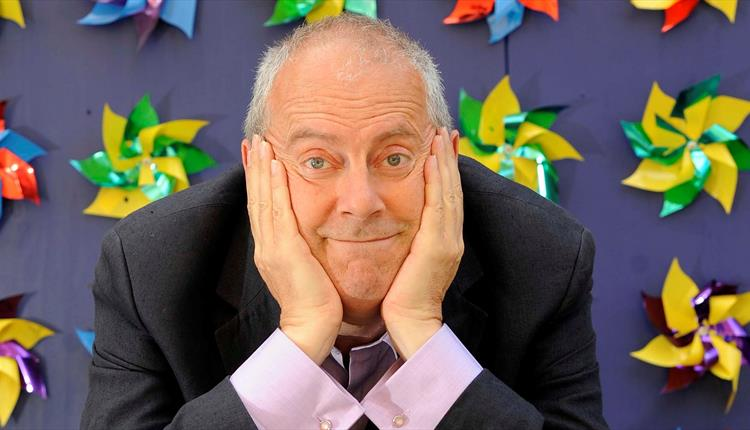 'A Funny Evening with Gyles Brandreth'