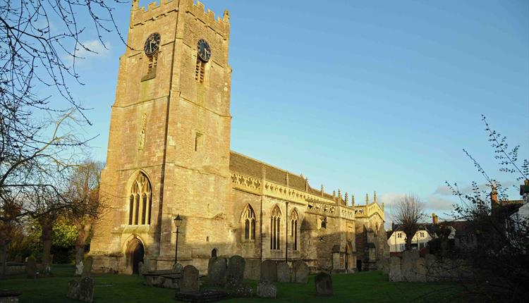 13th Century Highworth Parish Church