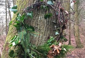 Outdoor Walking Wreath Workshop