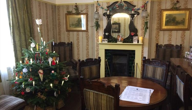 A Victorian Christmas at Swindon's Railway Village Museum