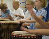 Discovery Day: Drumming Workshop with Kaya Drums