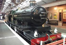 STEAM - Museum of the Great Western Railway, Swindon