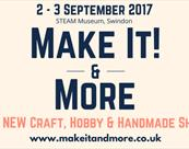 Make It! & More - the NEW Craft, Hobby & Handmade Show