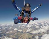 10,000ft tandem skydive for Autism