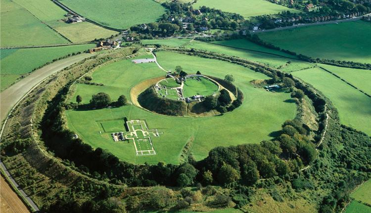 Old Sarum, © English Heritage