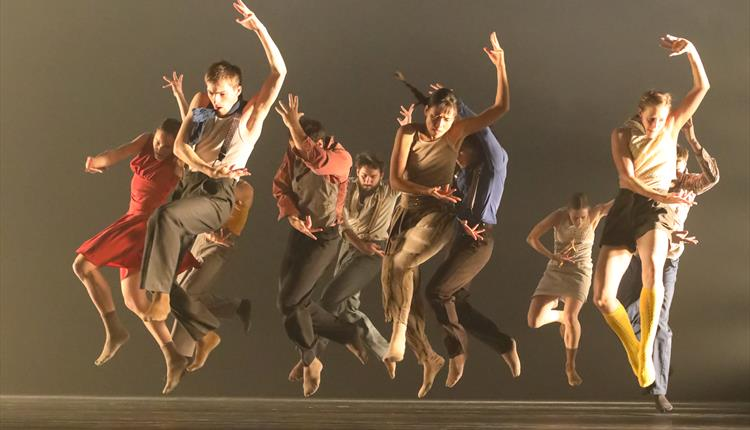 Hofesh Shechter at Salisbury International Arts Festival