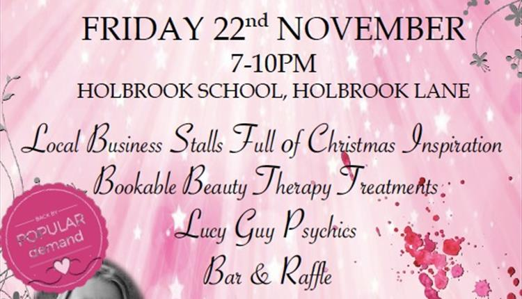Ladies Christmas Shopping and Pamper Evening