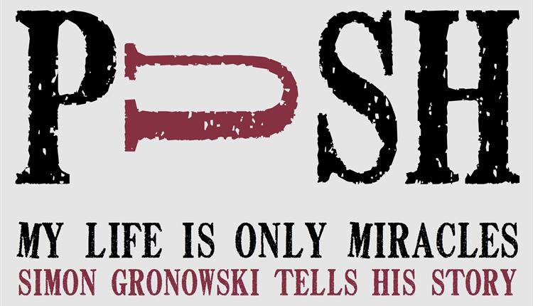 PUSH: My life is only miracles - Simon Gronowski tells his story