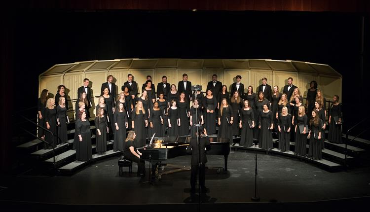 Informal Concert: Baker University Concert Choir
