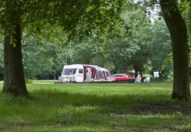 Postern Hill Caravan and Camping Site