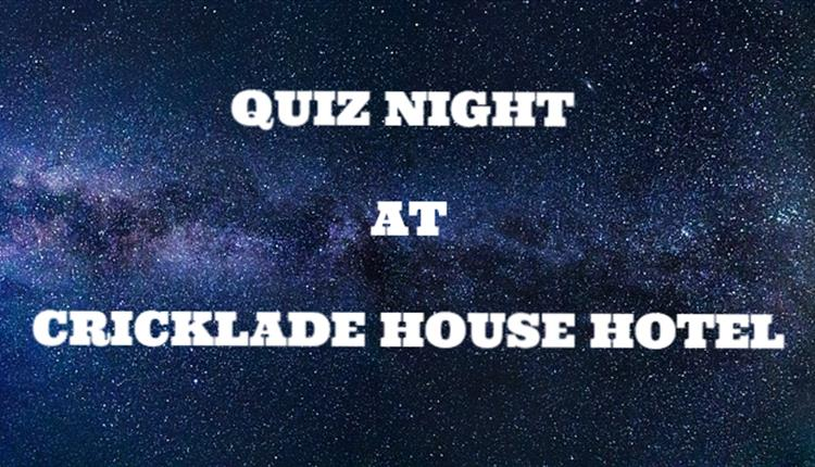 Quiz Night at Cricklade House Hotel