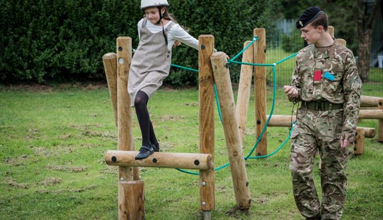 Assault Course and Family Activities