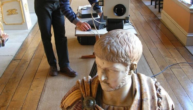 Finding Nero and other Roman Emporers: A talk by Dr Miles Russell