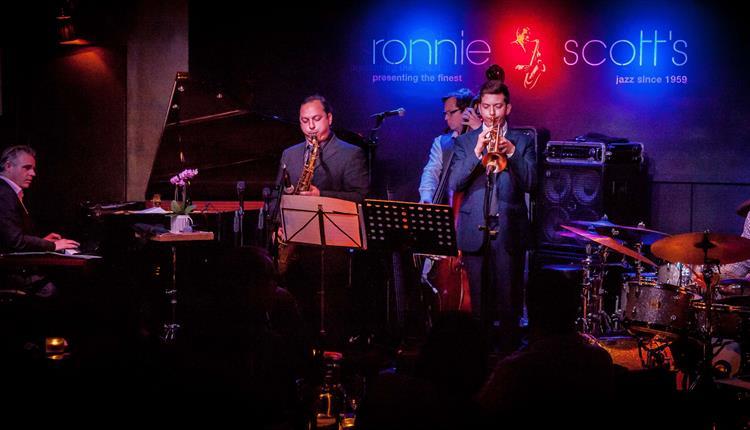 Ronnie Scotts All Stars Tour