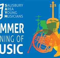 SAYM Summer Evening of Music at St Thomas's Church