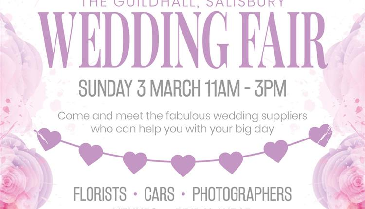 The Guildhall, Salisbury Wedding Fair