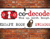 Co-decode Escape Room Swindon