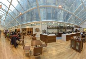 Salisbury Cathedral Refectory