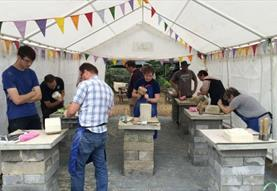 2 Day Adult Stone Carving Course