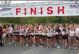 Swindon Marathon Start 2007