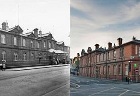 Swindon: Then and Now Exhibition