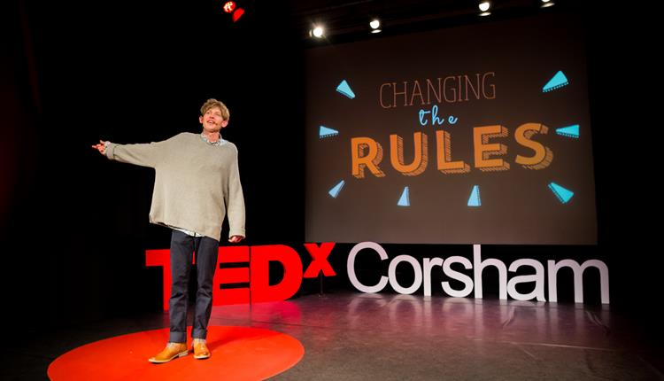 TEDxCorsham: SoWhat...?