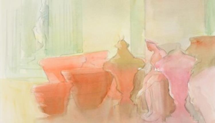 Janet Boulton: Watercolours