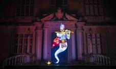 Magic at Longleat Festival of Light