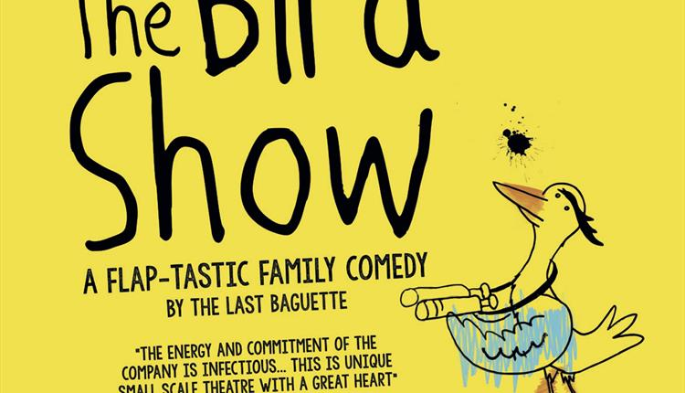 The Bird Show - A Flap-Tastic Family Comedy